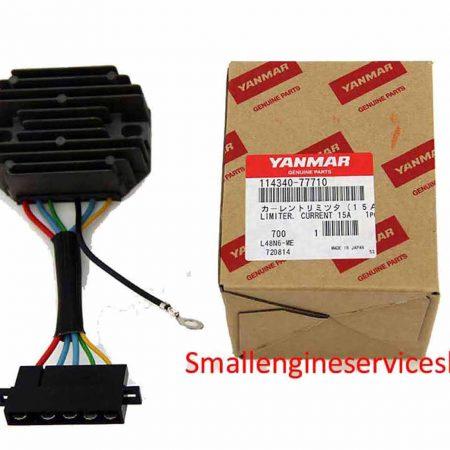Terrific Genuine Yanmar Wiring Harness L100 Ae N5 N6 L70 Ae N5 N6 L48 Ae N5 Wiring Digital Resources Sapredefiancerspsorg
