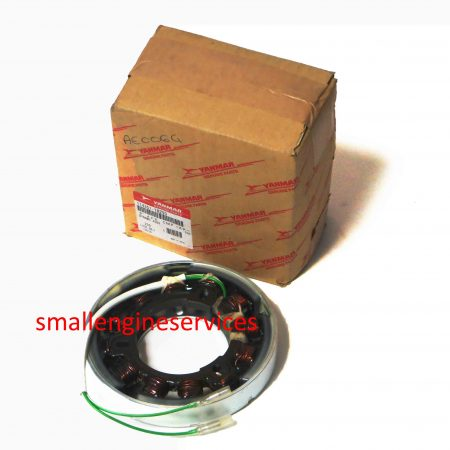 Genuine Yanmar Dynamo Charging Stator for Yanmar L100, L70, L48